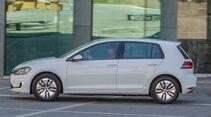 VW e-Golf, Seitenansicht