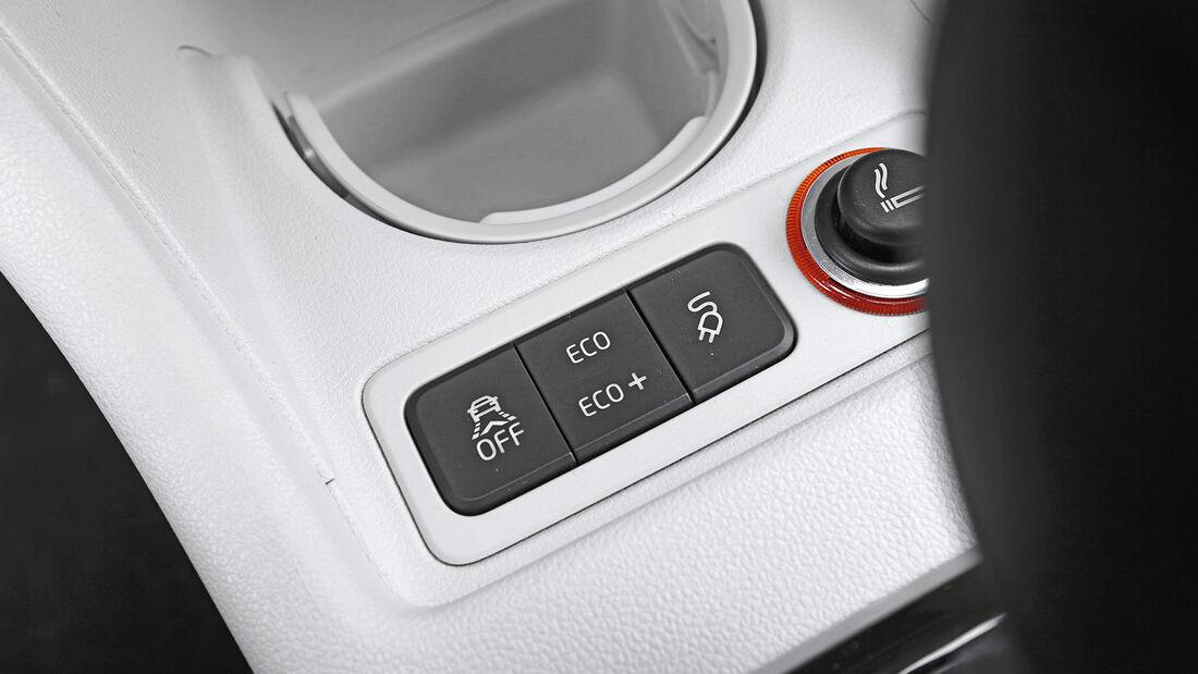 VW e-Up, Exterieur