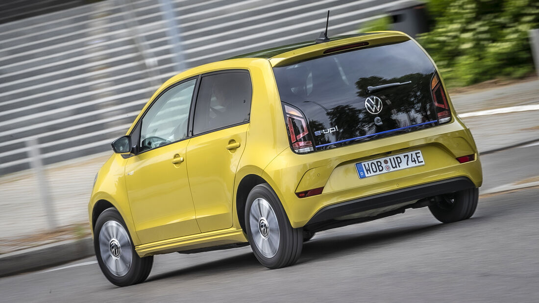 VW e-Up Style, Exterieur
