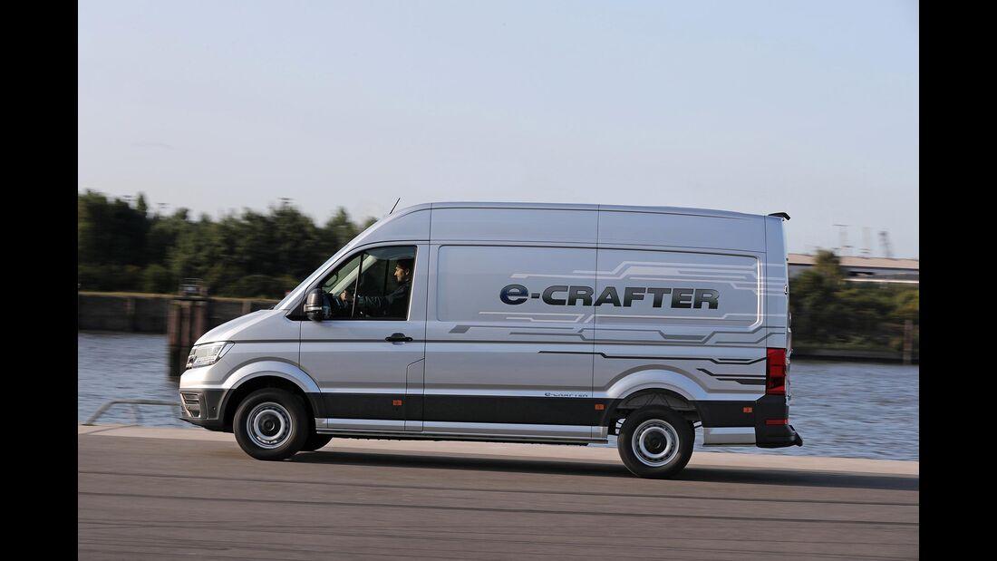 VW eCrafter (2018)