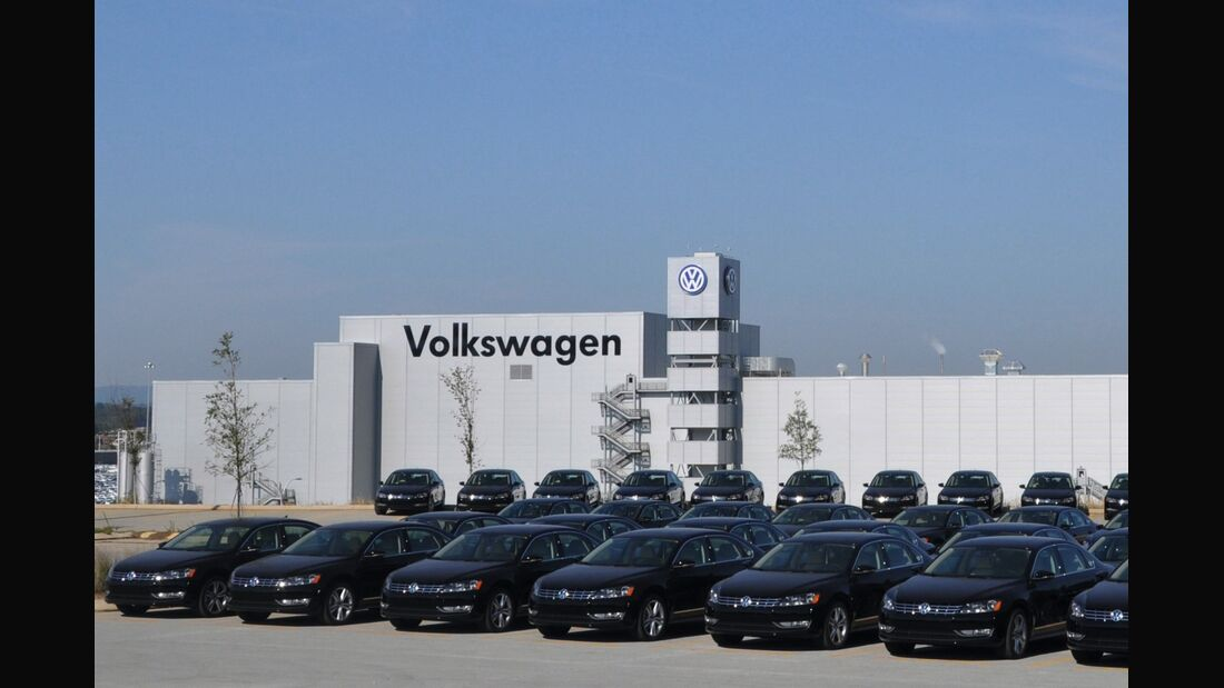 VW verbuchte im Juni in den USA einen Absatzrückgang von 22 Prozent im Vergleich zum Vorjahreszeitraum.