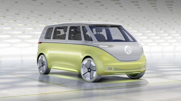 VW wird elektrisch