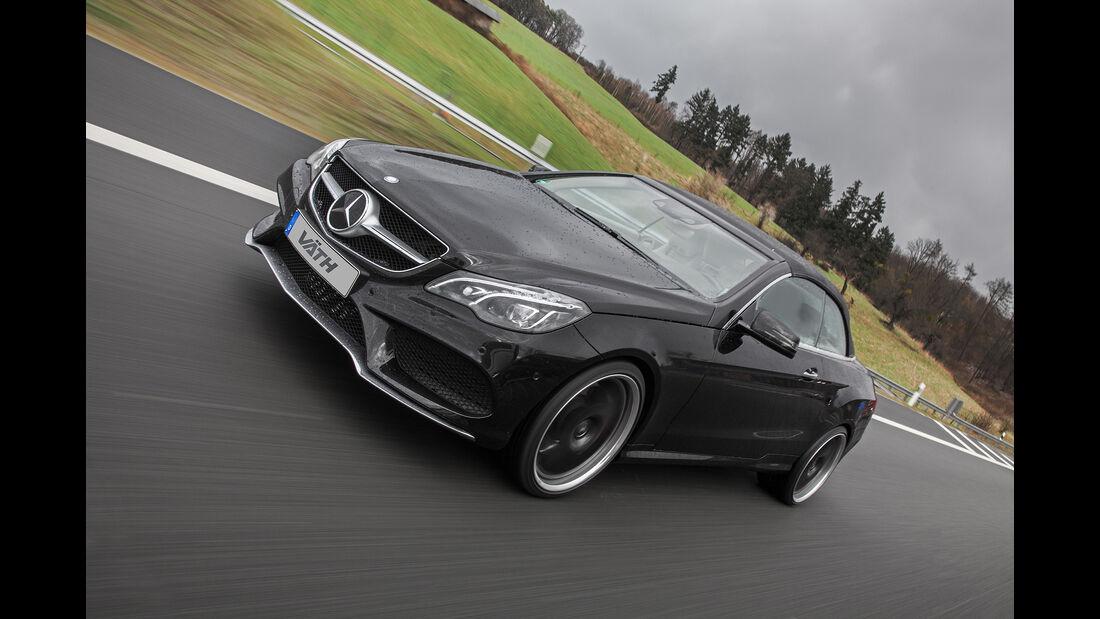 Väth-Mercedes E 500 Cabrio, Tuning