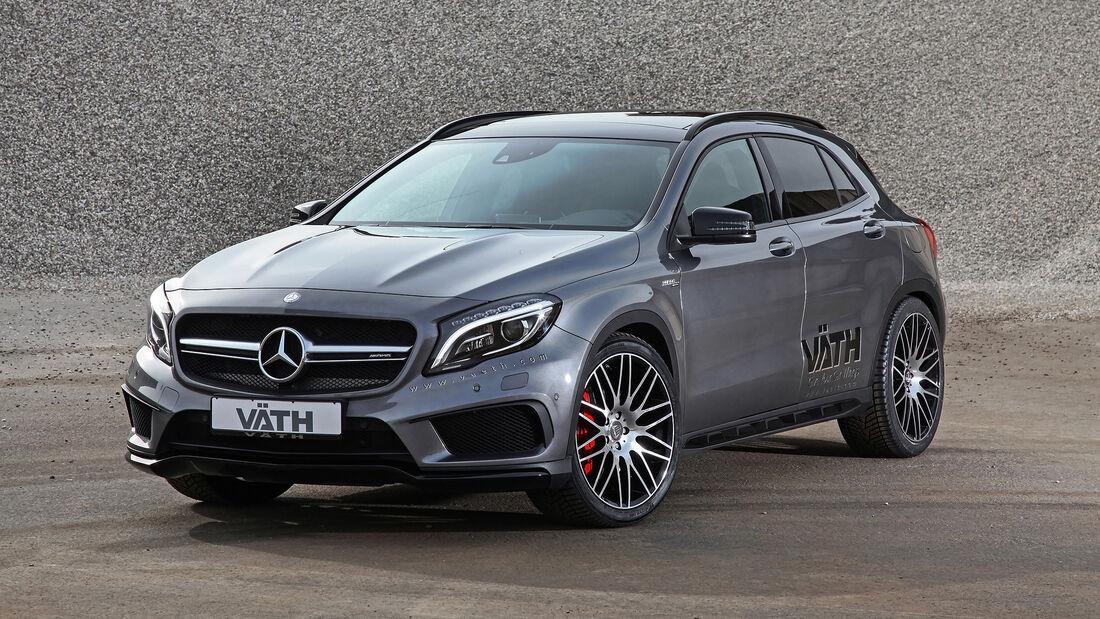 Väth V45 Mercedes GLA 45 AMG