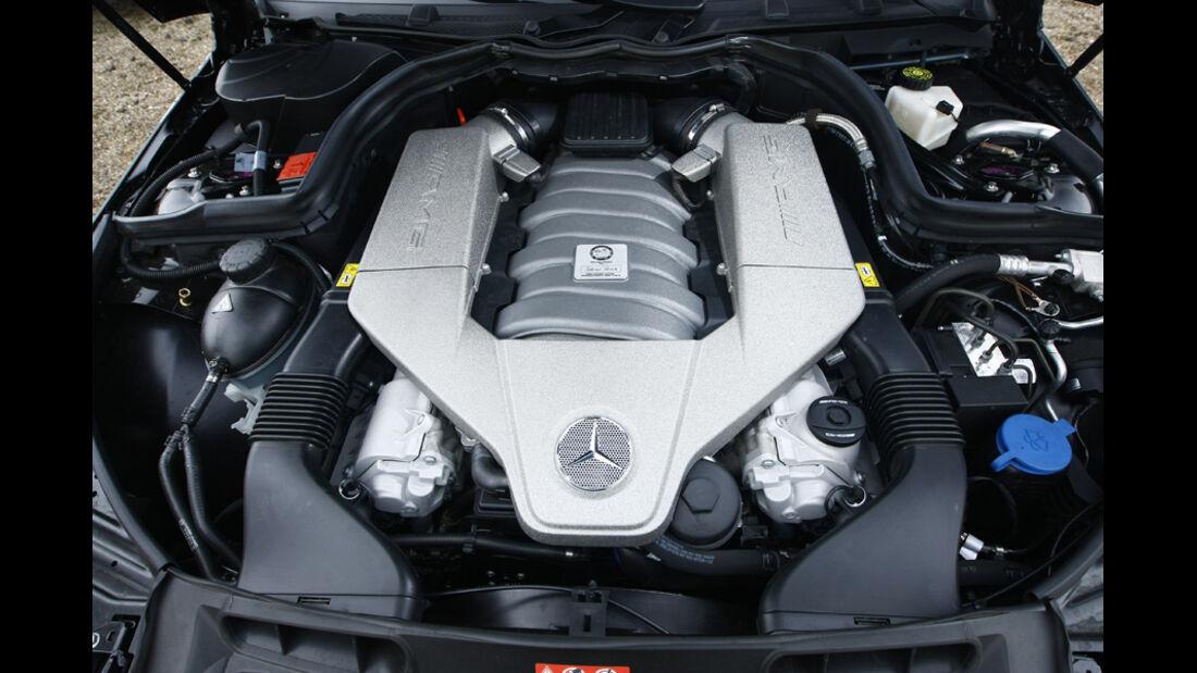 Väth V60 RS, Motor