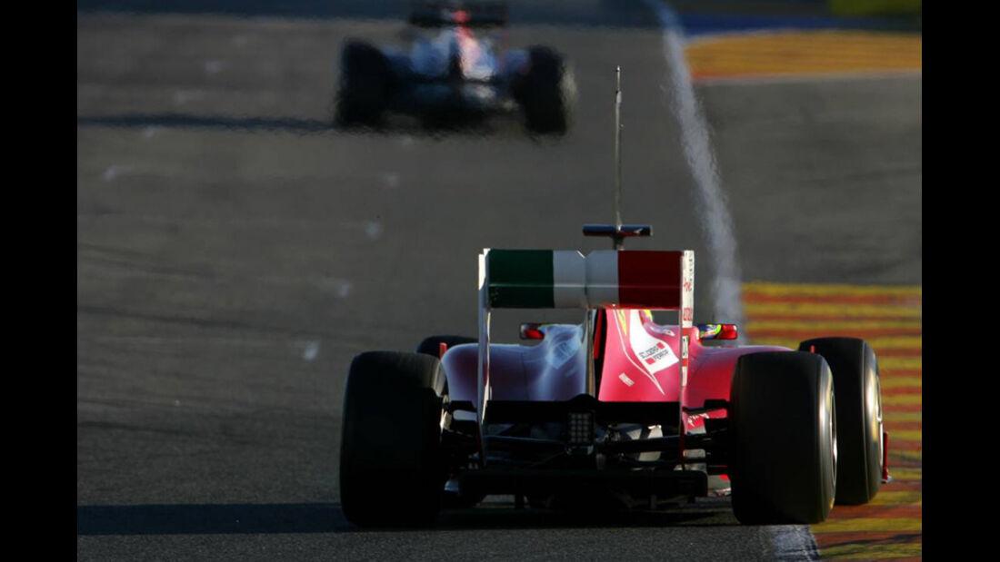 Valencia F1-Test 2011