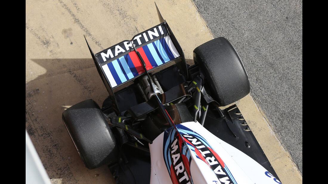 Vallteri Bottas - Williams - Formel 1-Test - Barcelona - 23. Februar 2016
