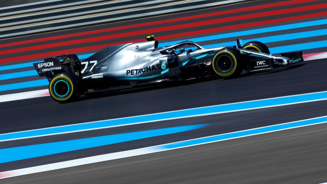 Valteri Bottas - GP Frankreich 2019