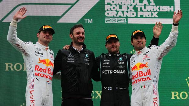 Valteri Bottas - GP Türkei 2021