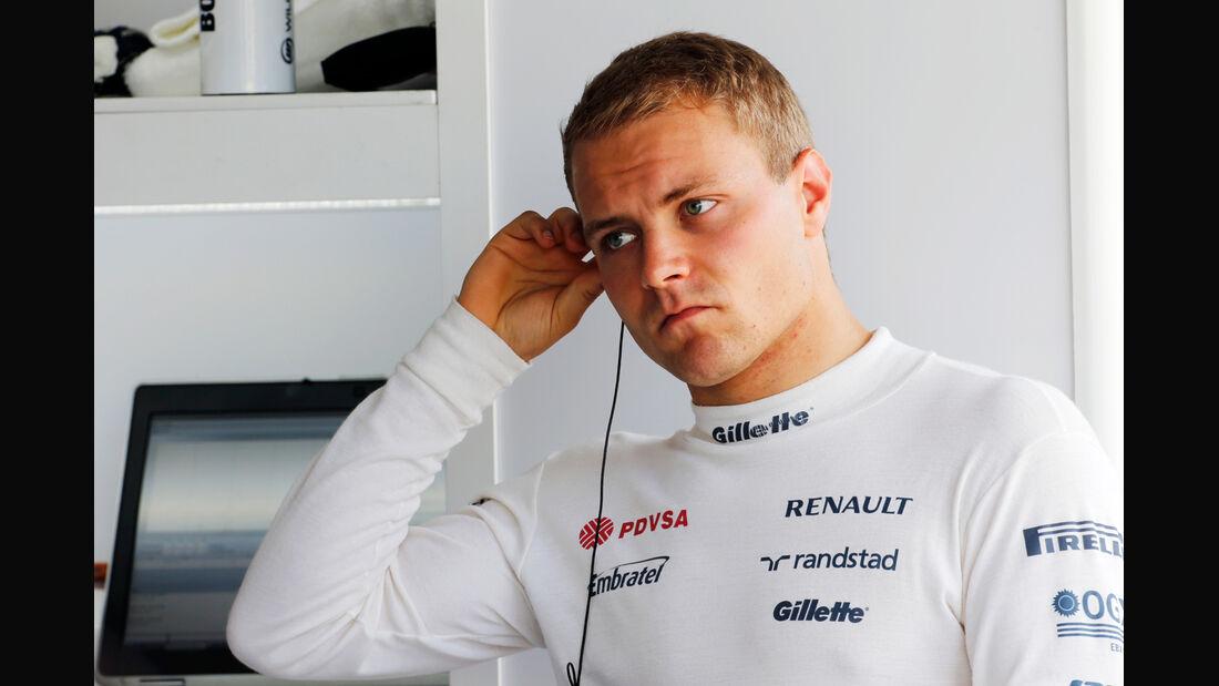 Valteri Bottas - Williams - Formel 1 - GP Ungarn - Budapest - 27. Juli 2012