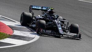 Valtter Bottas - Mercedes - F1 70 Jahre Grand Prix - Silverstone