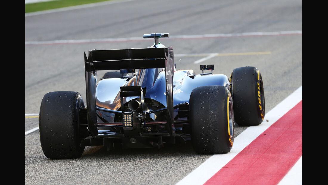 Valtteri Bottas - Bahrain Test 2014
