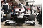 Valtteri Bottas - Barcelona F1 Test 2013