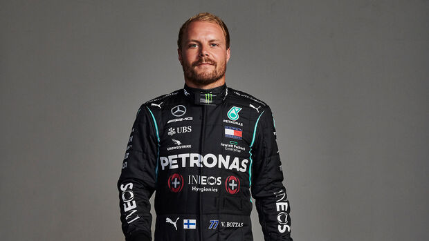 Valtteri Bottas - F1 - 2020