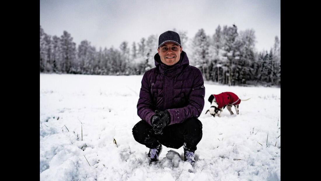 Valtteri Bottas - F1 Winterpause 2018