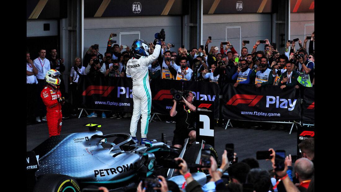 Valtteri Bottas - Formel 1 - GP Aserbaidschan 2019