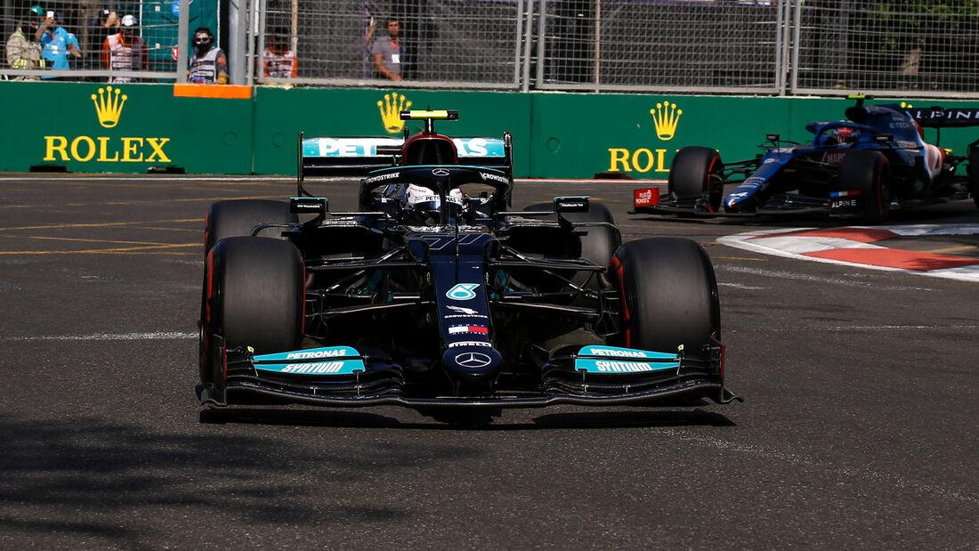 Valtteri Bottas - Formel 1 - GP Aserbaidschan 2021