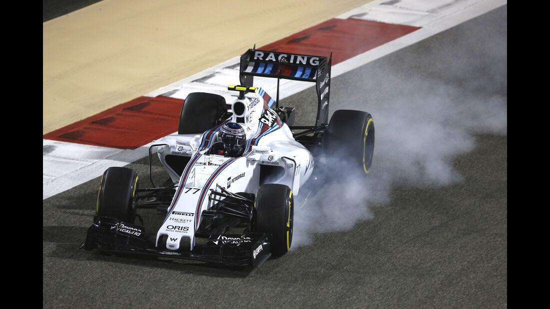Valtteri Bottas - Formel 1 - GP Bahrain 2015