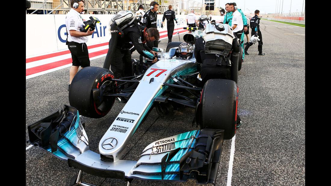 Valtteri Bottas - Formel 1 - GP Bahrain 2017