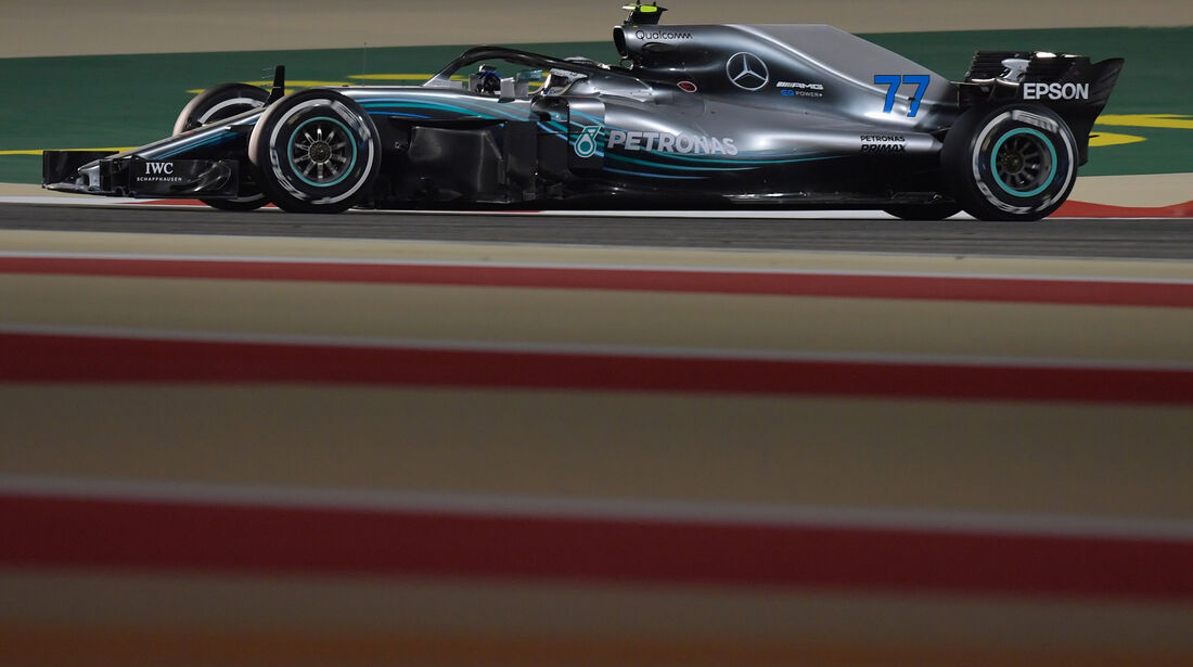 Valtteri Bottas - Formel 1 - GP Bahrain 2018