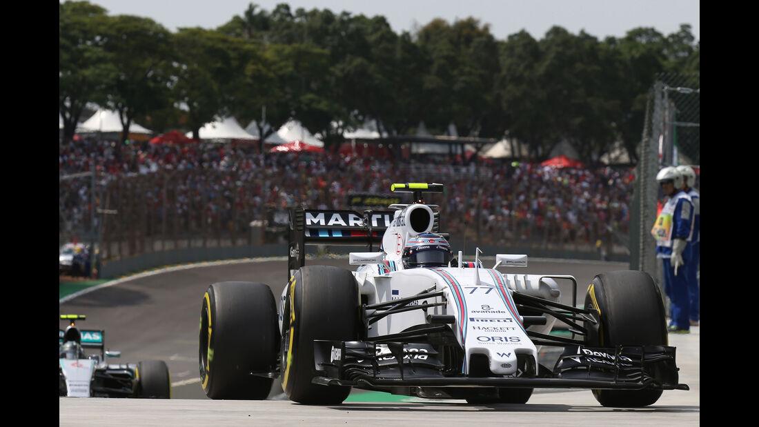 Valtteri Bottas - Formel 1 - GP Brasilien 2015