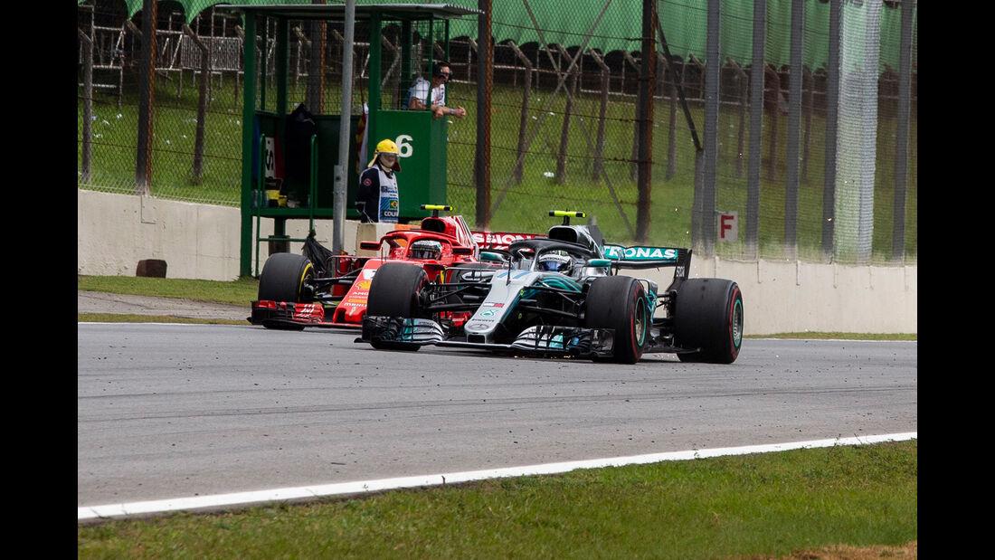 Valtteri Bottas - Formel 1 - GP Brasilien 2018