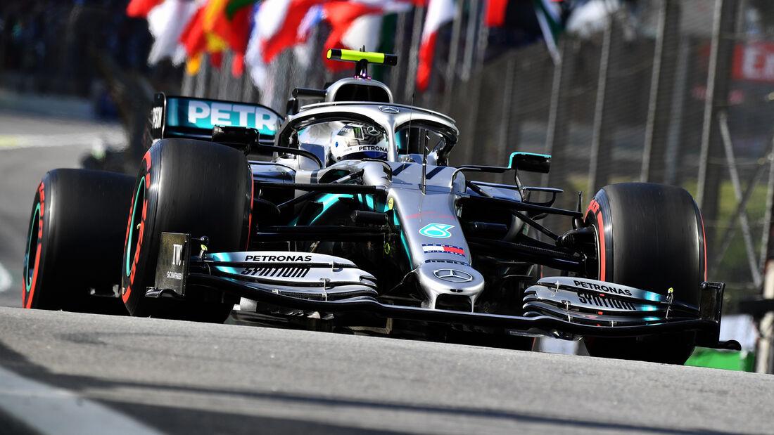 Valtteri Bottas - Formel 1 - GP Brasilien 2019