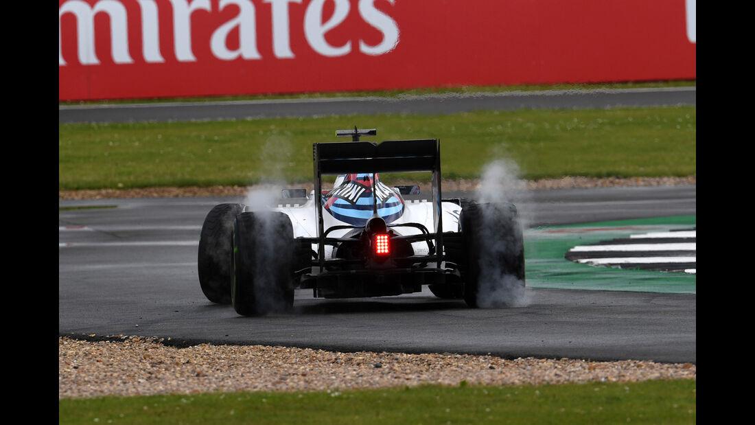 Valtteri Bottas - Formel 1 - GP England 2016