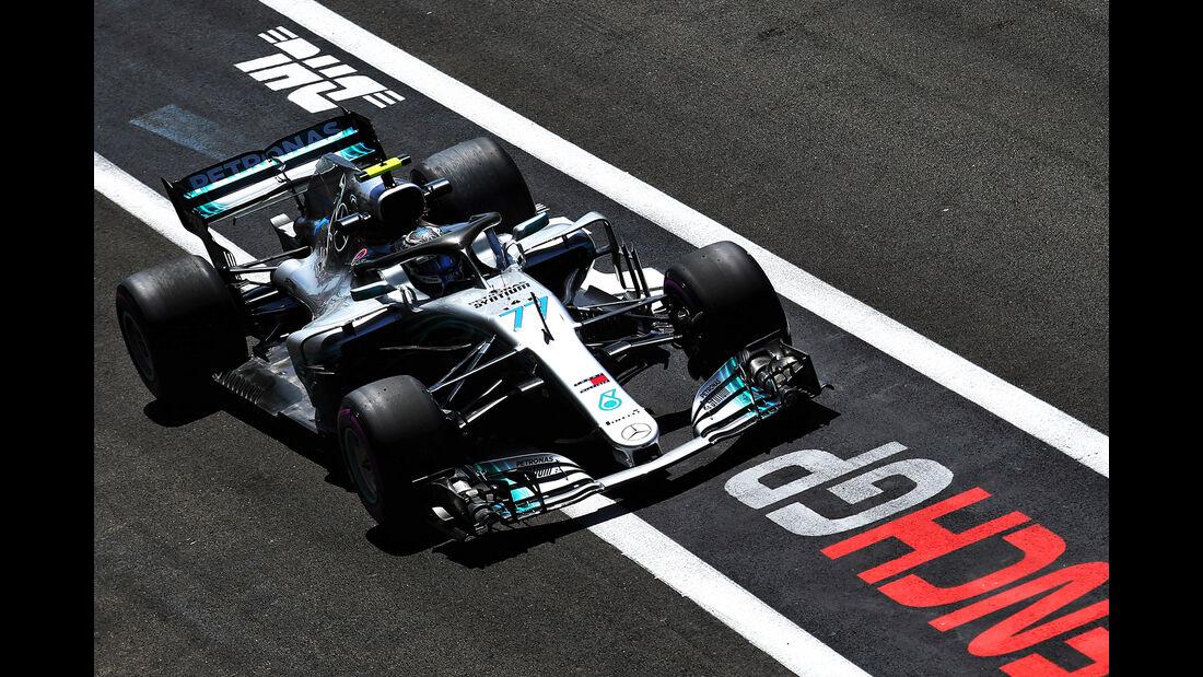 Valtteri Bottas - Formel 1 - GP Frankreich 2018