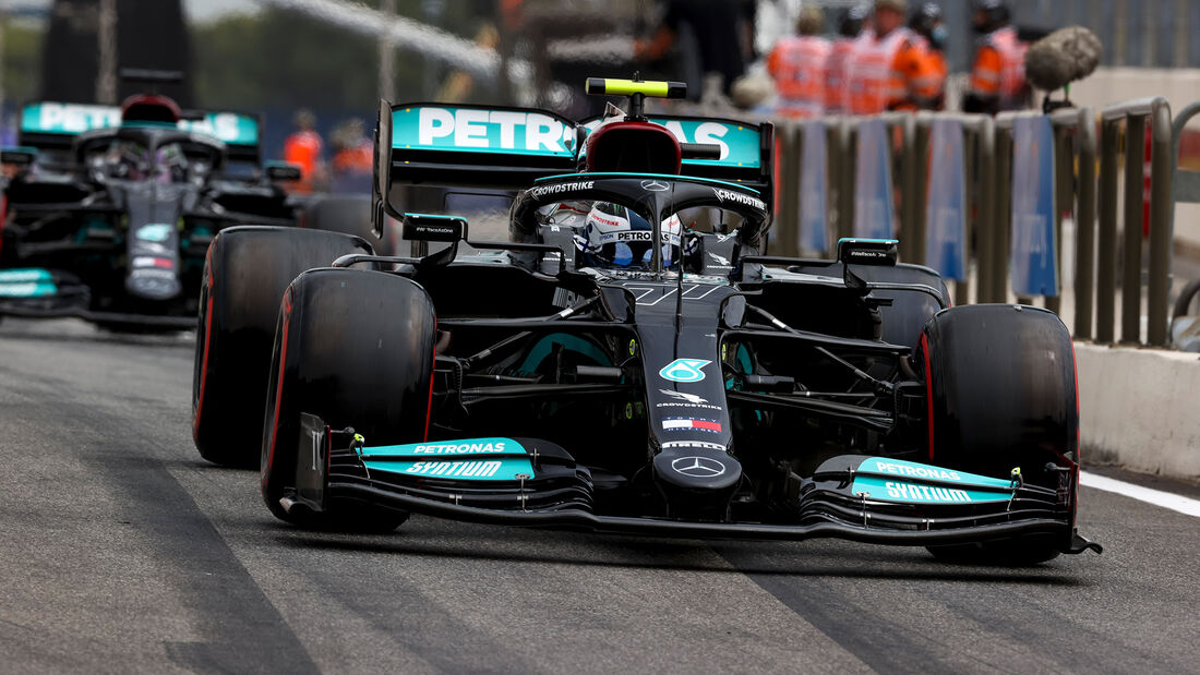 Valtteri Bottas - Formel 1 - GP Frankreich 2021