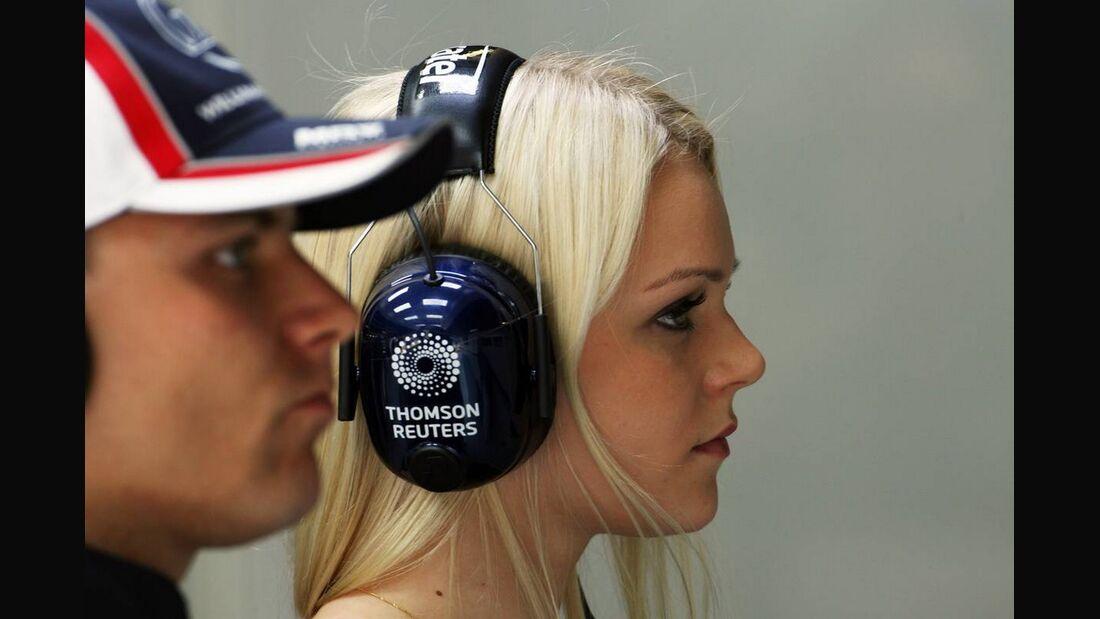Valtteri Bottas - Formel 1 - GP Italien - 07. September 2012