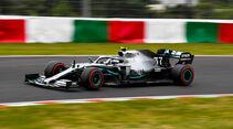 Valtteri Bottas - Formel 1  - GP Japan 2019
