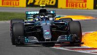 Valtteri Bottas - Formel 1 - GP Kanada 2018