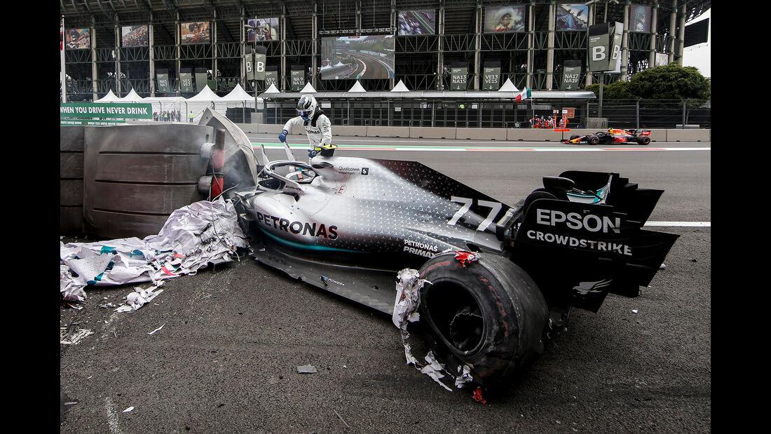 Valtteri Bottas - Formel 1 - GP Mexico 2019