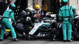 Valtteri Bottas - Formel 1 - GP Mexiko 2018