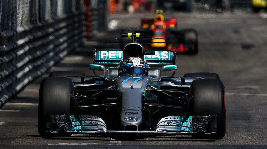 Valtteri Bottas - Formel 1 - GP Monaco 2017