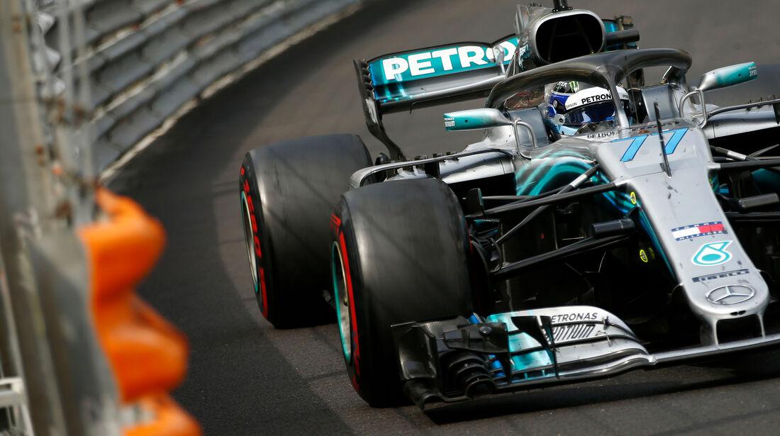 Valtteri Bottas - Formel 1 - GP Monaco 2018