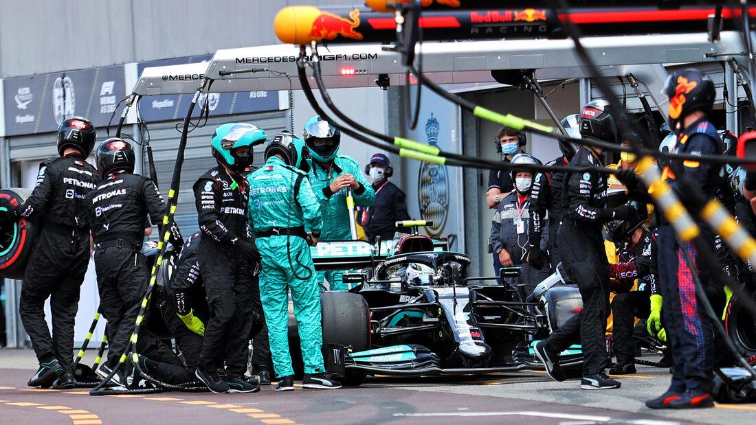 Valtteri Bottas - Formel 1 - GP Monaco 2021