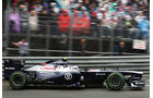 Valtteri Bottas - Formel 1 - GP Monaco - 25. Mai 2013
