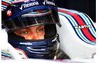 Valtteri Bottas  - Formel 1 - GP Monaco - Donnerstag - 21. Mai 2015