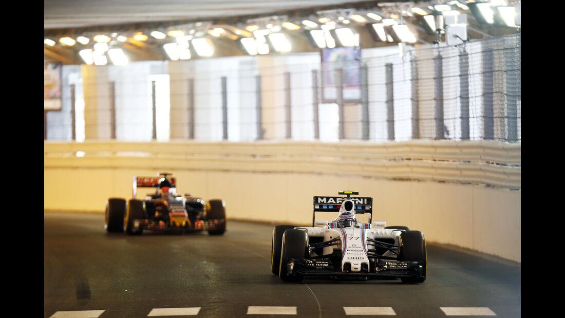 Valtteri Bottas - Formel 1 - GP Monaco - Sonntag - 24. Mai 2015