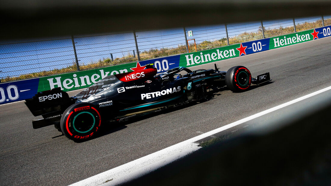 Valtteri Bottas - Formel 1 - GP Niederlande - Zandvoort - 2021