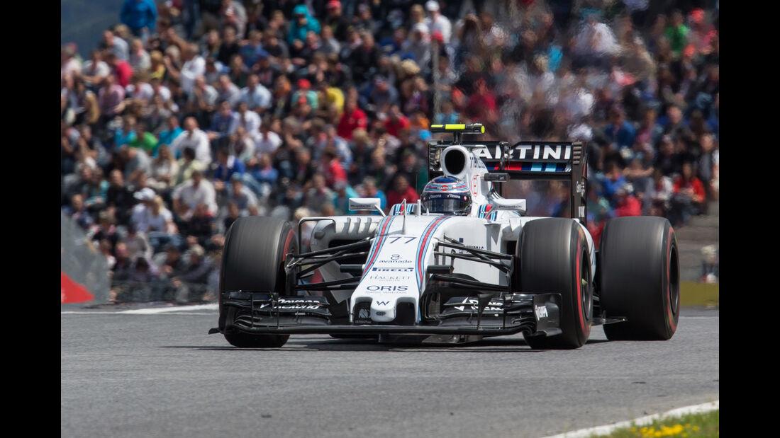 Valtteri Bottas - Formel 1 - GP Österreich 2015