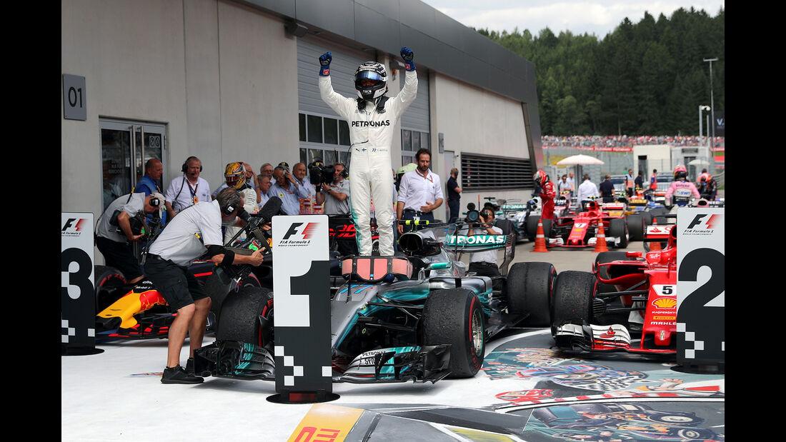 Valtteri Bottas - Formel 1 - GP Österreich 2017