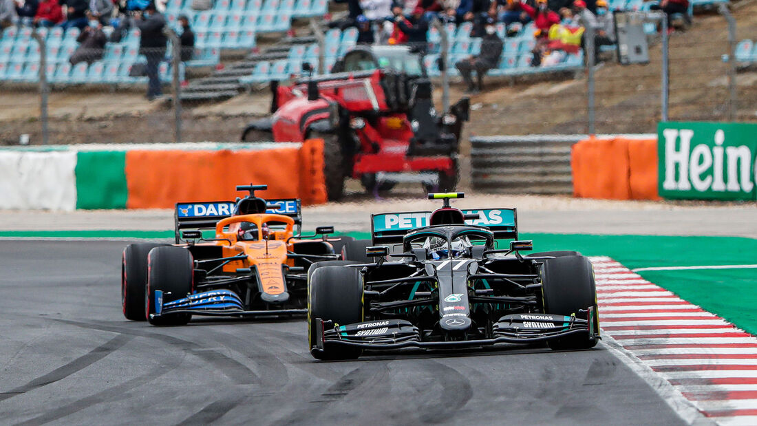 Valtteri Bottas - Formel 1 - GP Portugal 2020