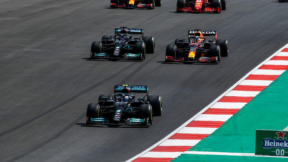 Valtteri Bottas - Formel 1 - GP Portugal 2021