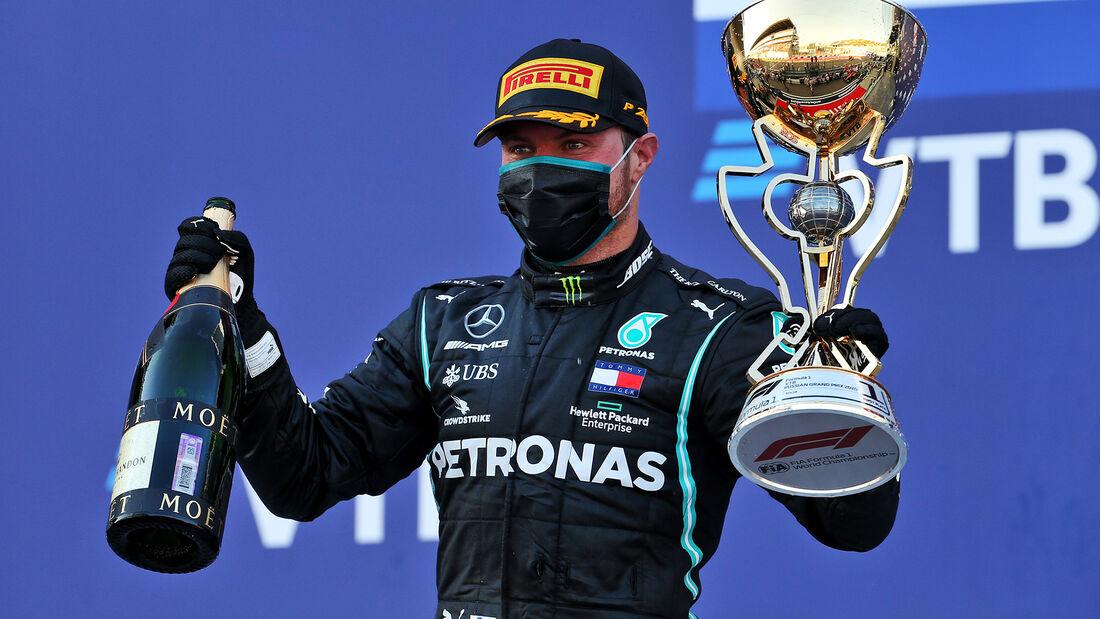 Valtteri Bottas - Formel 1 - GP Russland 2020