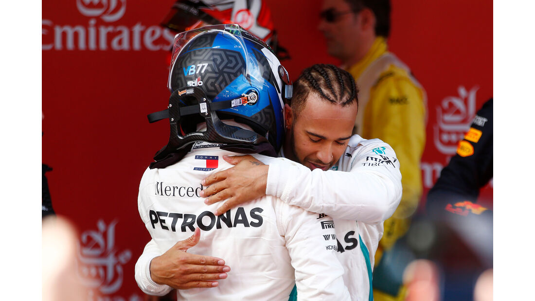 Valtteri Bottas - Formel 1 - GP Spanien 2018
