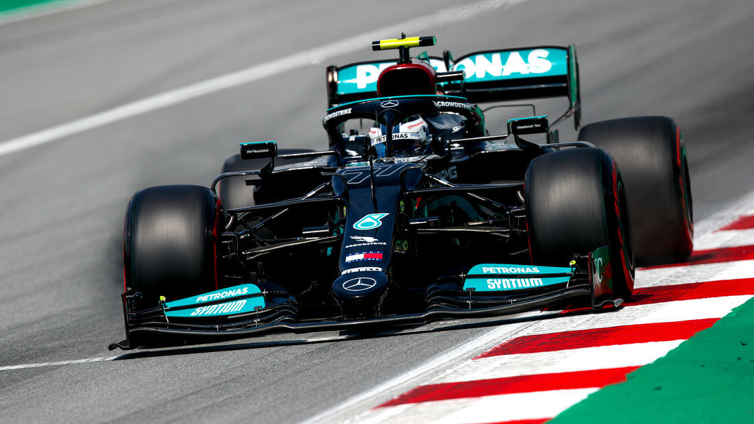 Valtteri Bottas - Formel 1 - GP Spanien 2021