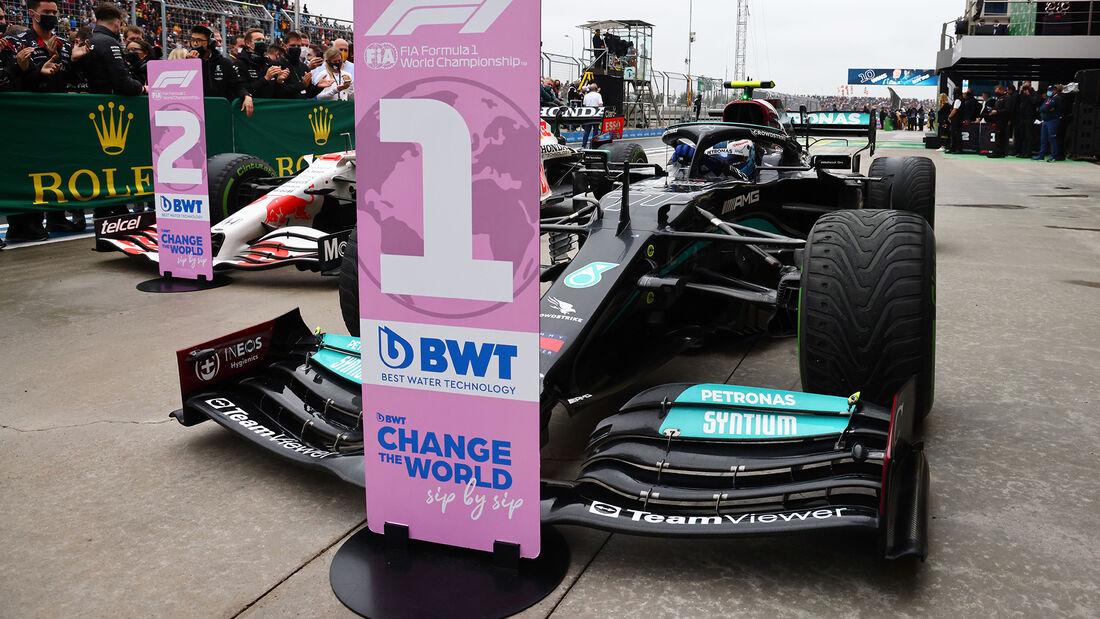 Valtteri Bottas - Formel 1 - GP Türkei 2021